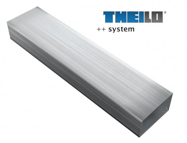 Verbindungsstück 20 cm für Aluminium Terrassen Unterkonstruktion 50 / 30