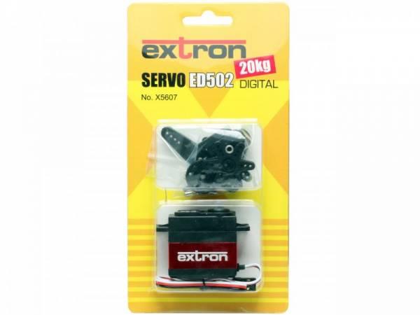 Digital Servo Extron ED502 20 Kg