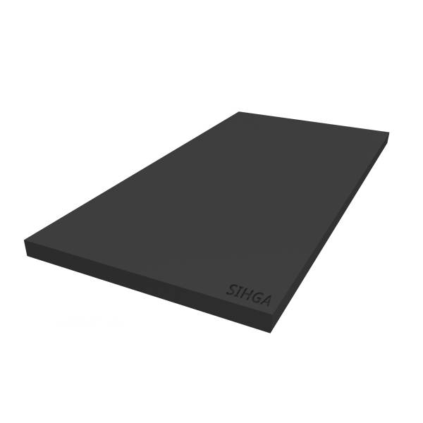 JustiFix® J Terrassenmontage Unterlage - Unterkonstruktion EPDM