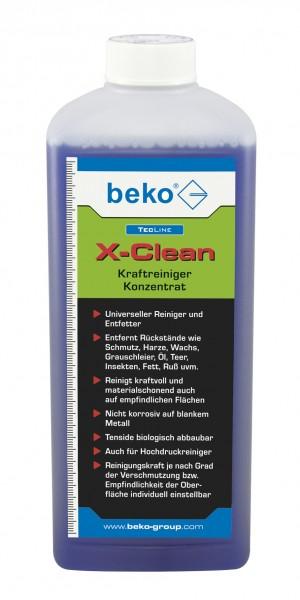 Kraftreiniger Konzentrat X - Clean
