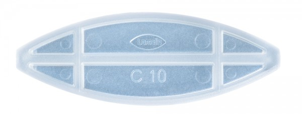 C20 / C10 Lamelle für die Verleimung von Werkstücken in Corian