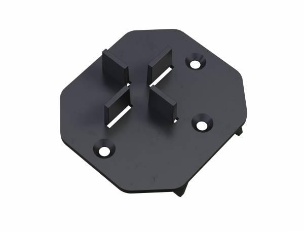 M-Fix i - Plattenlager für die Verlegung von Platten auf Isostep-Schienen